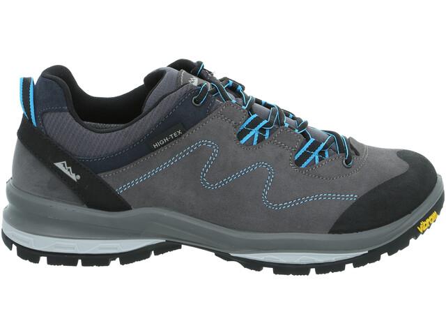 High Colorado Toscana Scarpe da passeggio basse Uomo, grey-blue
